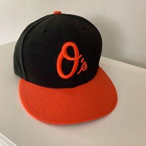 Baltimore Orioles New Era Baseball Hat